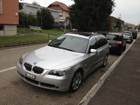 BMW 525 d Touring Aut.