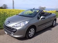 Peugeot 207 CC 1.6 16v Turbo PlatinEdition