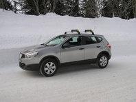 Nissan Qashqai 1.6 grau-met.,  Dez. 2011, 40'100 Km