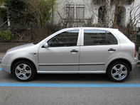Skoda Fabia Hatchback Classic