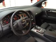AUDI Q7 quattro 4.200  Weiss ,diesel, full optional