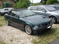 BMW 318 cabrio + Hard-Top