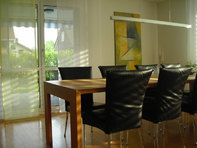 5 1/2 Zimme-Wohnung in Dreifamilienhaus 9523 Züberwangen Kanton:sg
