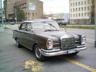 Mercedes- Benz 220SB/ SEB