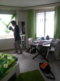 Günstige 1-Zimmerwohnung 9000 Kanton:sg