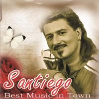 Alleinunterhalter Santiego Hochzeitsmusik
