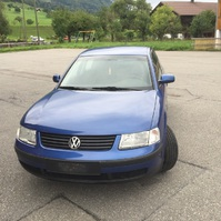 VW Passat frisch ab MFK