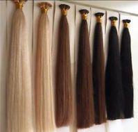 Haarverlängerung - Extensions - Keratinkleber