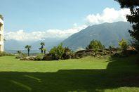 3 1/2 Garten-Wohnung in Ascona an schöner Lage
