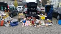 Carboot-Sale (Kofferraumflohmarkt)