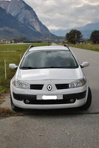 Renault Mégane II Kombi 1.6 16V Frisch ab MFK (10.2015)