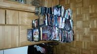 296 DVDs abzugeben