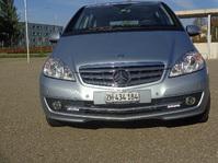 Mercedes A 150 BlueEffi. erst 19'500 Km super gepflegt, Abgabe des Fahrausweis aus Altersgründen