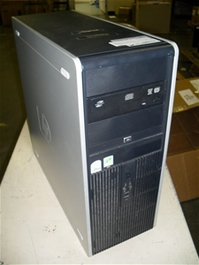 HP Compaq dc7800p Business 6 gb windows10pro attivato