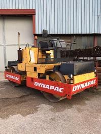 Vendesi rullo Dynapac