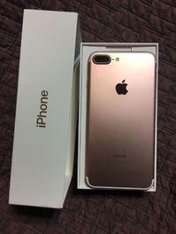 Apple iPhone 7 32GB per 450Euro e Apple iPhone 7 PLUS 32GB per 470Euro