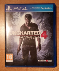 Uncharted 4 per PS4