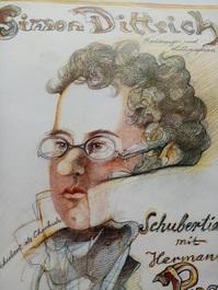1986 Plakat   Dittrich    Schubert  Bad Urach