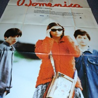 2001 Domenica Film Plakat Berlinale