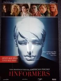 2008 Film Plakat Informers Kim Basinger