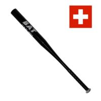 Aluminium Baseballschläger Baseball Schläger mit Gummiergriff 81cm Sport Sicherheit