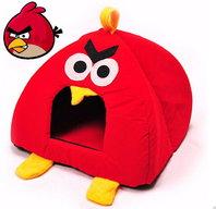 Angry Birds Fan Katzenbett Katzen Bett Hundebett Neuheit Tier Zubehör Accessoire