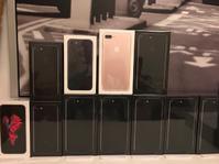 Apple iPhone 7 €335 Euro ed iPhone 7 Plus Samsung S8 €400 ed S8+ €430 euro