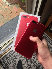 Apple iPhone 7 Plus ROT 256GB / Iphone 7 / Iphone 6 / Iphone 5