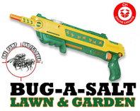 BUG-A-SALT 2.0 Rasen Garten Edition Fliegengewehr Salz Gewehr Salzgewehr Flinte Insekten Gadget Sommer Outdoor Spielzeug Mann Männer Männerspielzeug Schweiz Online Kauf