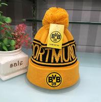 Borussia Dortmund BVB Mütze Kappe Mütze Fan Winter Fanartikel