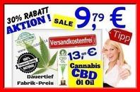 CBD Hanf ÖL ab Fabrik kaufen 14 € versandkostenfrei