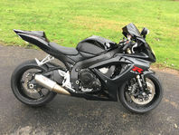 Clean 2007 Suzuki GSXR 600 in GREAT condition