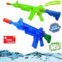 Elektrisches Wasser Gewehr Wassergewehr Wasserpistole Wasser Spielzeug Sommer Batteriebetrieben