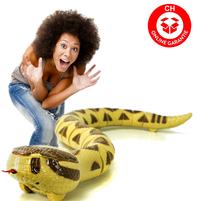 Ferngesteuerte RC Infrarot Klapperschlange Rattlesnake Spielzeug Schreck Geschenk Kinder