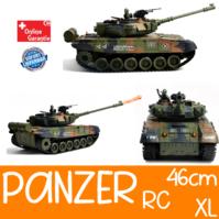 Ferngesteuerter Militär Panzer Tank RC Airsoft Softair BB Kugeln Schiess Funktion Spielzeug