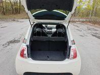 Fiat 500 e Tettuccio apribile