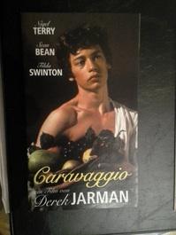 Flyer 1986 Caravaggio Homo Künsterbiografie