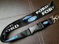 Ford Fan Schlüsselanhänger Schlüssel Anhänger Band Schlüsselband für Herren & Damen