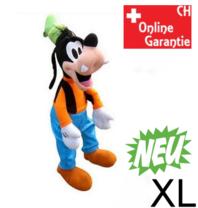 Grosser Goofy Plüsch XL XXL Plüsch Puppe Plüschtier Disney Plüschfigur Plüsch Goofy Mickey Geschenk Fan Kind