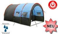 Grosses Tunnel Zelt Partyzelt Hauszelt Camping Openair für ca. 5-8 Personen Schlafabteil Schweiz Ferien Outdoor Reisen