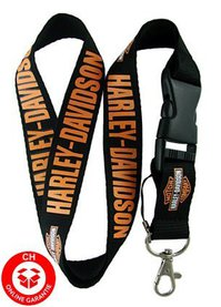 Harley-Davidson Harley Fan Schlüssel Anhänger Schlüsselanhänger Schlüsselband Biker