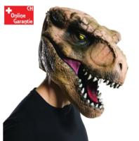 Jurassic World T-Rex Maske Dinosaurier Maske Tyrannosaurus Rex Original Jurassic Park