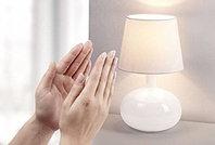 Klatschschalter Klatsch Akustik Schalter Klapper Lampen bis 2 Geräte Clapper Oldschool TV Hit Lampe