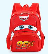 Lightning McQueen Rucksack Kinderrucksack Schul Tasche Cars Disney Auto Charakter Kinder Kindergarten Primar Schule Kind Junge NEU