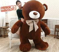 Mega Riesen Teddy Teddybär Plüsch Bär Plüschbär Kuschelbär Plüschteddy Bärli Geschenk Hit 210cm 2.1m