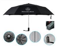 Mercedes-Benz Fan Regenschirm Benz Taschenschirm Lifestyle Outdoor Öffnungsautomatik Schutzhülle Schweiz