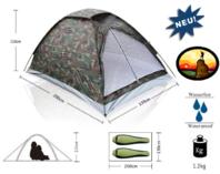 Militär Outdoor Camping Zelt für 2 Personen Openair, Camping, Jäger, Angler