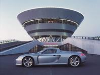 Orginal Porsche Presse Booklet mit CD Carrera GT