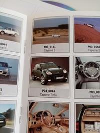 Orginal Porsche PresseBooklet Cayenne 1. Generation