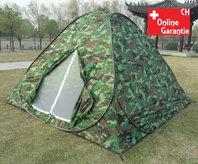 Popup Militär Camouflage Wurf Zelt Wurfzelt schneller Aufbau Openair Festvial Outdoor Jagd